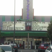 Photo taken at Starplex Cinema 10 by Tony C. on 9/3/2012