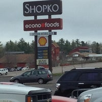 Photo taken at Econo Foods by Soren S. on 5/3/2012