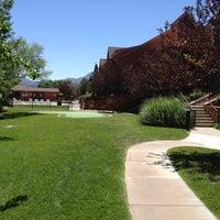 Photo taken at Best Western Zion Park Inn by Ben B. on 6/8/2012