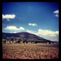 Photo taken at Atlacomulco de Fabela by Rodrigo O. on 4/21/2012