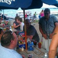 Photo taken at Zorbaz on Green Lake by Trevor N. on 7/22/2012
