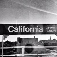 Photo taken at CTA - California by Candice C. on 8/17/2012