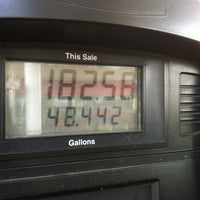Photo taken at Conoco by Dom M. on 5/10/2012
