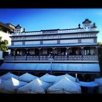 Photo taken at Plough Inn Tavern by Rental Express Property Management on 8/4/2012