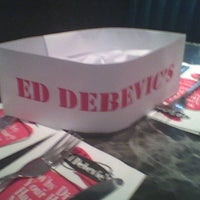 Photo taken at Ed Debevic's by George L. on 3/21/2012