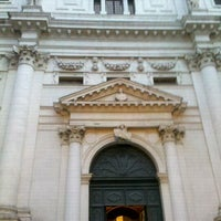 Photo taken at Chiesa di San Salvador by Pablo B. on 2/5/2012
