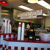 Photo taken at Five Guys by Barry R. on 8/30/2011