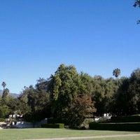 Photo taken at Scripps College by warren r. on 10/13/2011