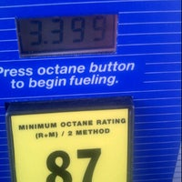 Photo taken at QuikTrip by Bee M. on 10/18/2011