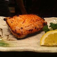 Photo taken at Aki Japanese Restaurant by Purdey on 11/25/2011