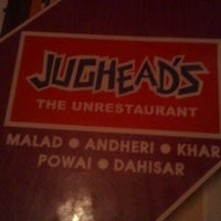 Photo taken at Jugheads's by Kaushii S. on 9/24/2011
