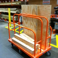 Photo taken at The Home Depot by Jeffrey F. on 3/20/2012
