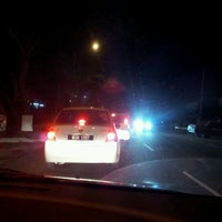 Photo taken at Simpang Masuk Ukay Perdana by Maizatul A. on 5/11/2012