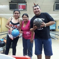 Photo taken at Bowling Antofagasta Shopping by Miguel O. on 1/14/2012