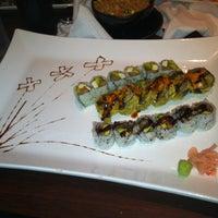 Photo taken at Red Ginger Sushi & Hibachi by Lisa H. on 5/24/2012