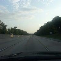 Photo taken at Interstate 85 by Nikki F. on 7/25/2012