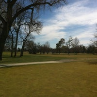 Photo taken at City Park Golf Course by Eric S. on 3/13/2012