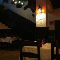 Photo taken at Hotel Bucegi by Iulian D. on 5/14/2012