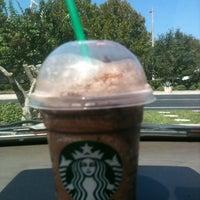 Photo taken at Starbucks by Amanda R. on 8/24/2012