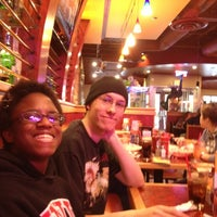 Photo taken at Red Robin Gourmet Burgers by Chrisa H. on 3/30/2012