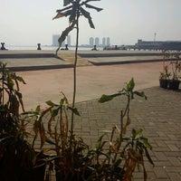 Photo taken at Pelabuhan Muara Angke by Rifqi on 6/30/2012