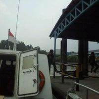 Photo taken at Pelabuhan Tanjung Buton Riau by Heru S. on 8/16/2012