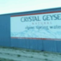 Photo taken at Crystal Geyser Water Distribution by Lisa R. on 4/27/2012