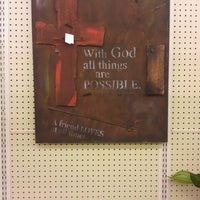 Photo taken at Hobby Lobby by Christopher J. on 12/10/2011