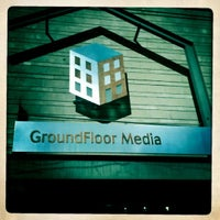 Photo taken at GroundFloor Media by Jim L. on 7/28/2011