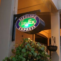 Photo taken at Sizzling Express (SizzEx) by Eric A. on 10/22/2011