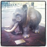 Das Foto wurde bei Maria-Theresien-Platz von Svyatoslav V. am 4/16/2012 aufgenommen