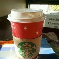 Photo taken at Starbucks by Jaime V. on 12/14/2011