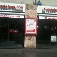 Photo taken at Vodafone Store by Vitantonio R. on 4/13/2011
