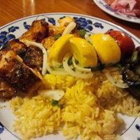 Photo taken at Elena's Greek Armenian Cuisine by Marianne G. on 10/1/2011