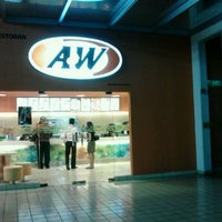 Photo taken at A&W by Megat A. on 12/13/2011