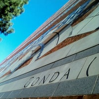 Photo taken at Gonda (Goldschmied) Neuroscience and Genetics Research Center by Roberto V. on 2/3/2012