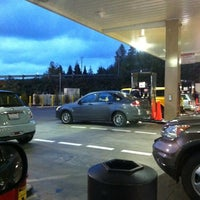 Photo taken at Costco Gas Station by Daria A. on 11/14/2011