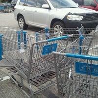 Photo taken at Walmart Supercenter by Brandon C. on 9/25/2011