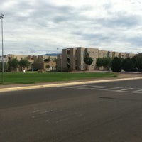 Photo taken at University of New Mexico by Mel M. on 8/21/2011