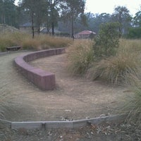 Photo taken at Pioneer Place Reserve by Ian C. on 5/20/2012