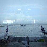 Photo taken at Terminal E by Boris E. on 9/4/2012