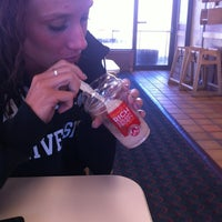 Photo taken at Wendy's by Heather D. on 4/6/2012