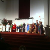 Photo taken at Westlake Church Of Christ by Steve E. on 12/11/2011