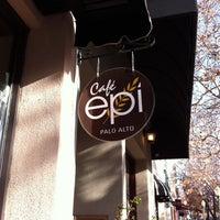 Photo taken at Cafe Epi by Tristan on 12/6/2010