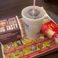 Photo taken at McDonald's by Vitor G. on 11/2/2011
