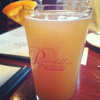 Photo taken at Piccadilly's Public House & Restaurant by Kota M. on 10/29/2011