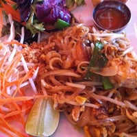 Photo taken at It's Thai Hometaurant by denise r. on 4/29/2011
