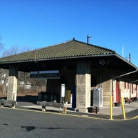 Photo taken at NJT - Far Hills Station (M&E) by Gary K. on 12/24/2011