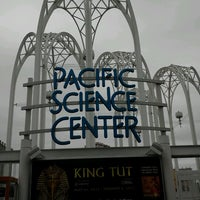 Photo taken at Pacific Science Center by SDFlipFlops on 8/19/2012