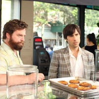 Photo taken at Ozzie's Coffee & Tea - 5th Ave. by HBO on 8/10/2012